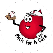 Pitch for a cure logo